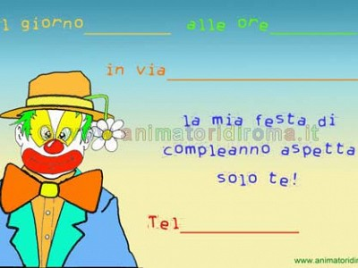 Clown margherita